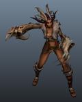 Shyvana_skin_model