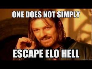Elo Hell escape